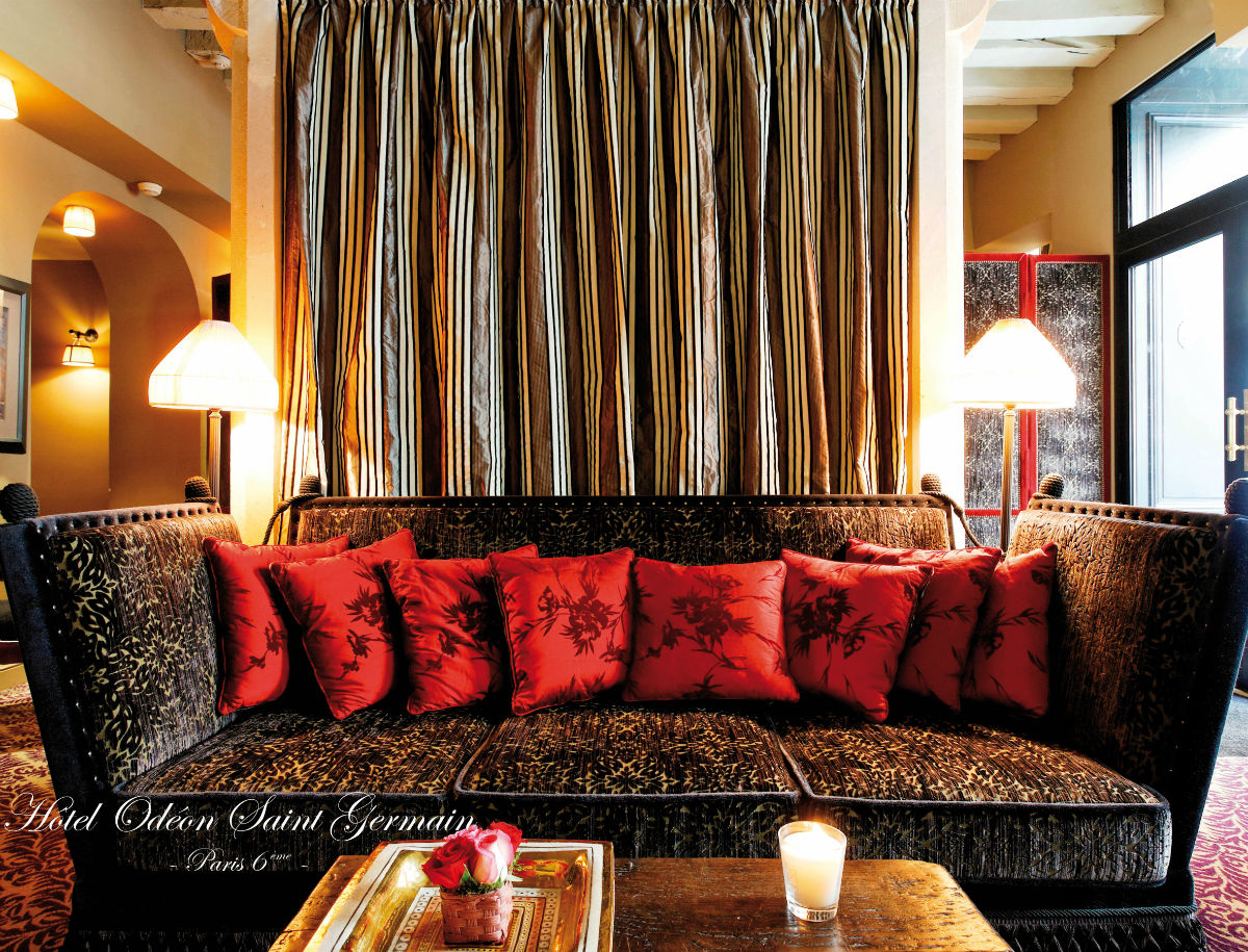 """Who are the """"in vogue"""" French interior decorators in luxurious real estate?"""