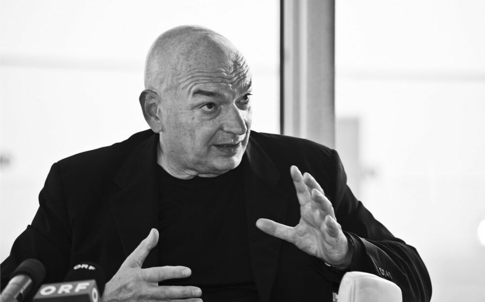 Jean Nouvel and the Mediterranean