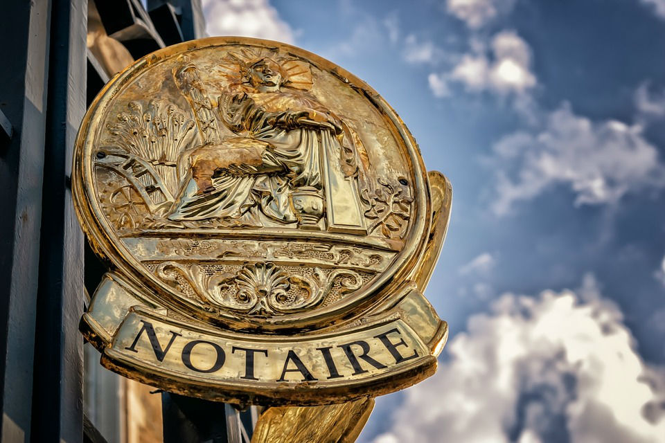 Information from our notary partner - Income and corporate taxes