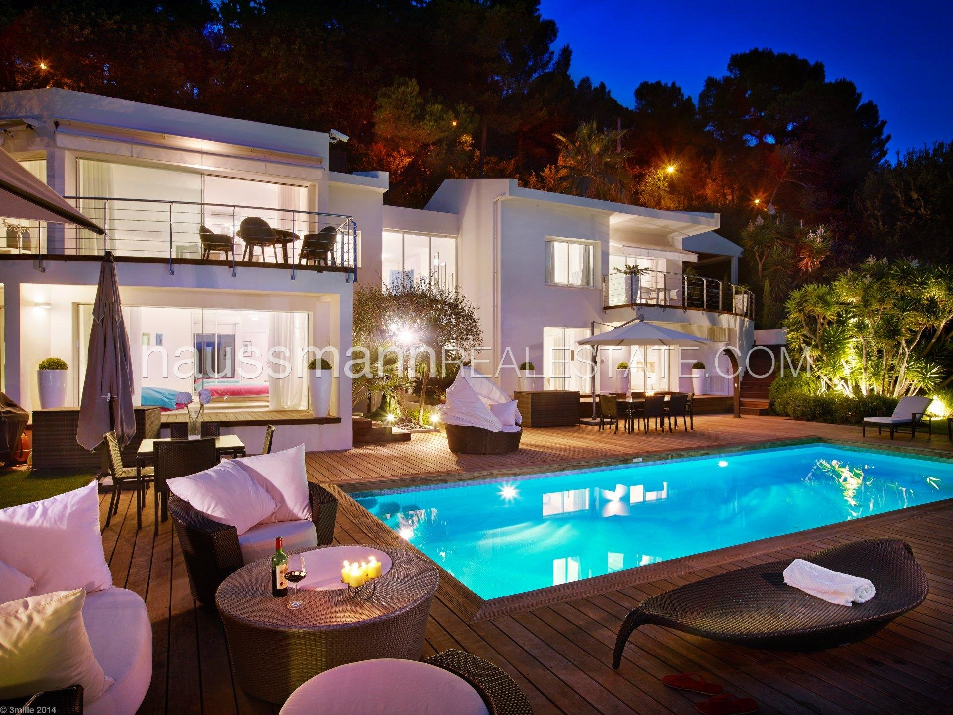 Buying Villa Villefranche-sur-Mer SEA VIEW RENOVATED HOUSE WITH SWIMMING-POOL