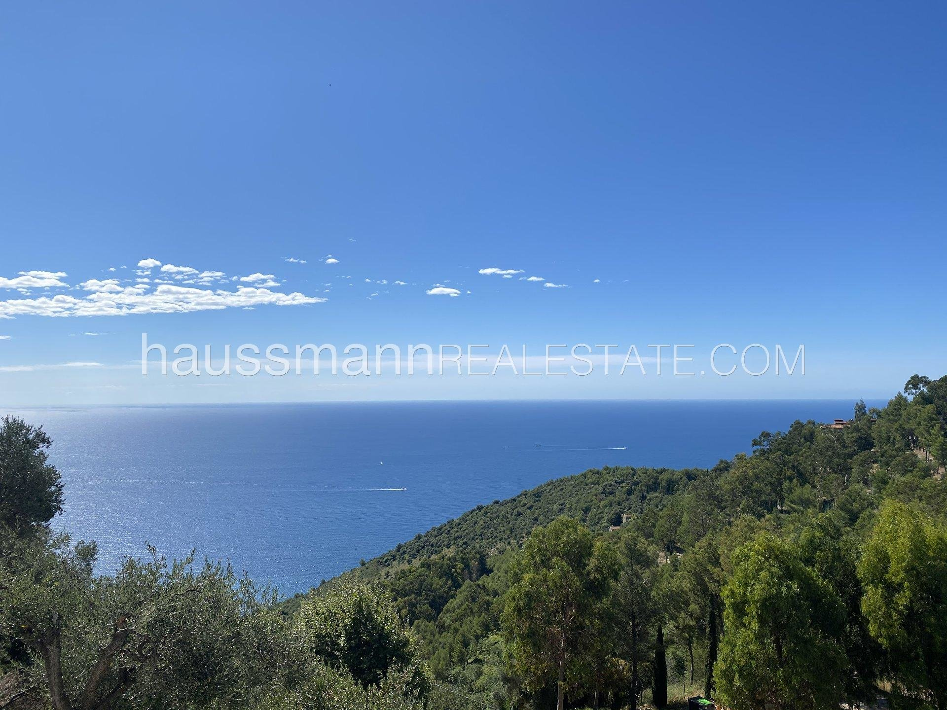 Buying Apartment Èze In a new sea view residence with pool, brand new apartment of 70 sq. meters