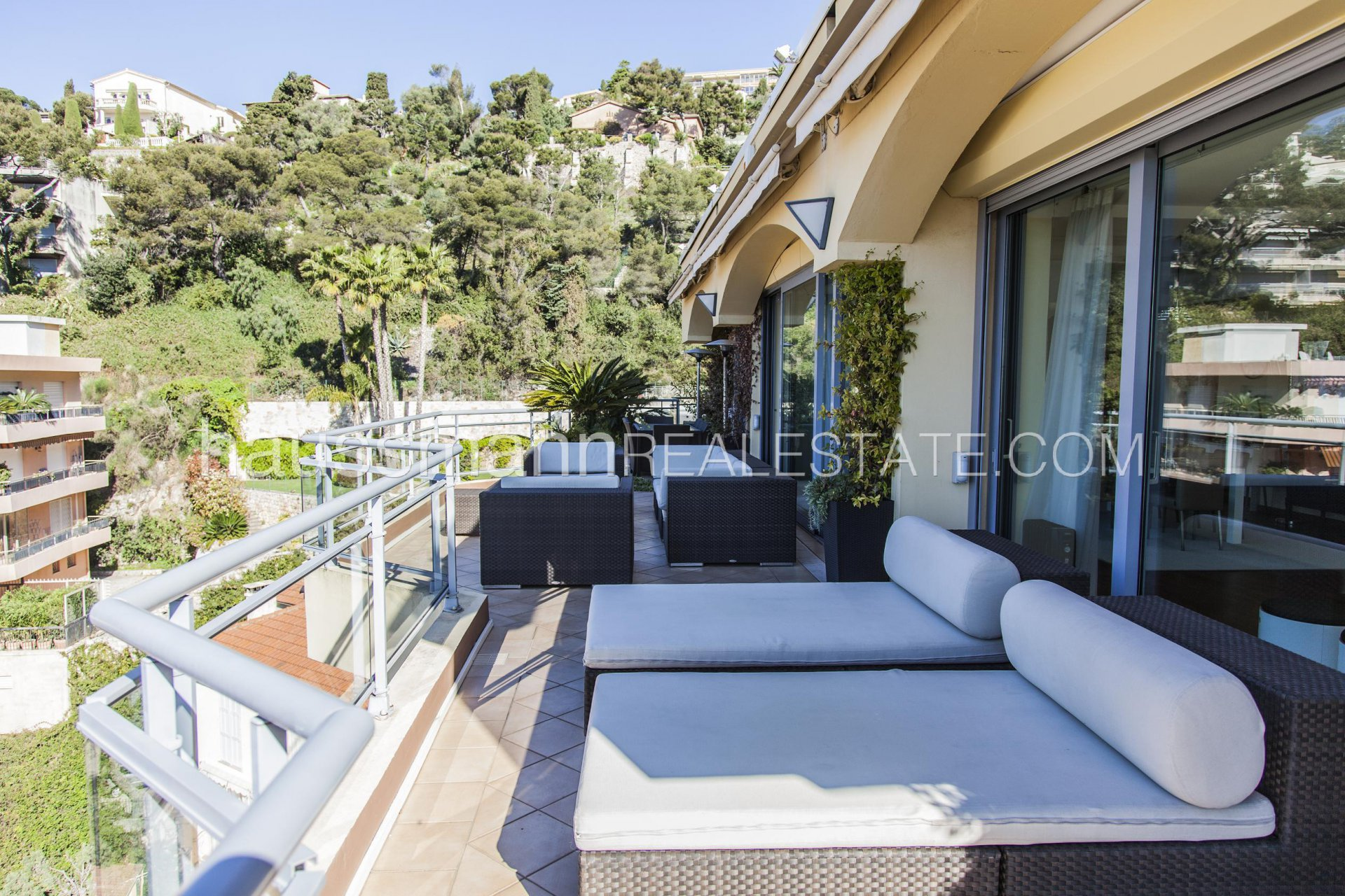 Buying Apartment Villefranche-sur-Mer Penthouse Overlooking the Villefranche Bay