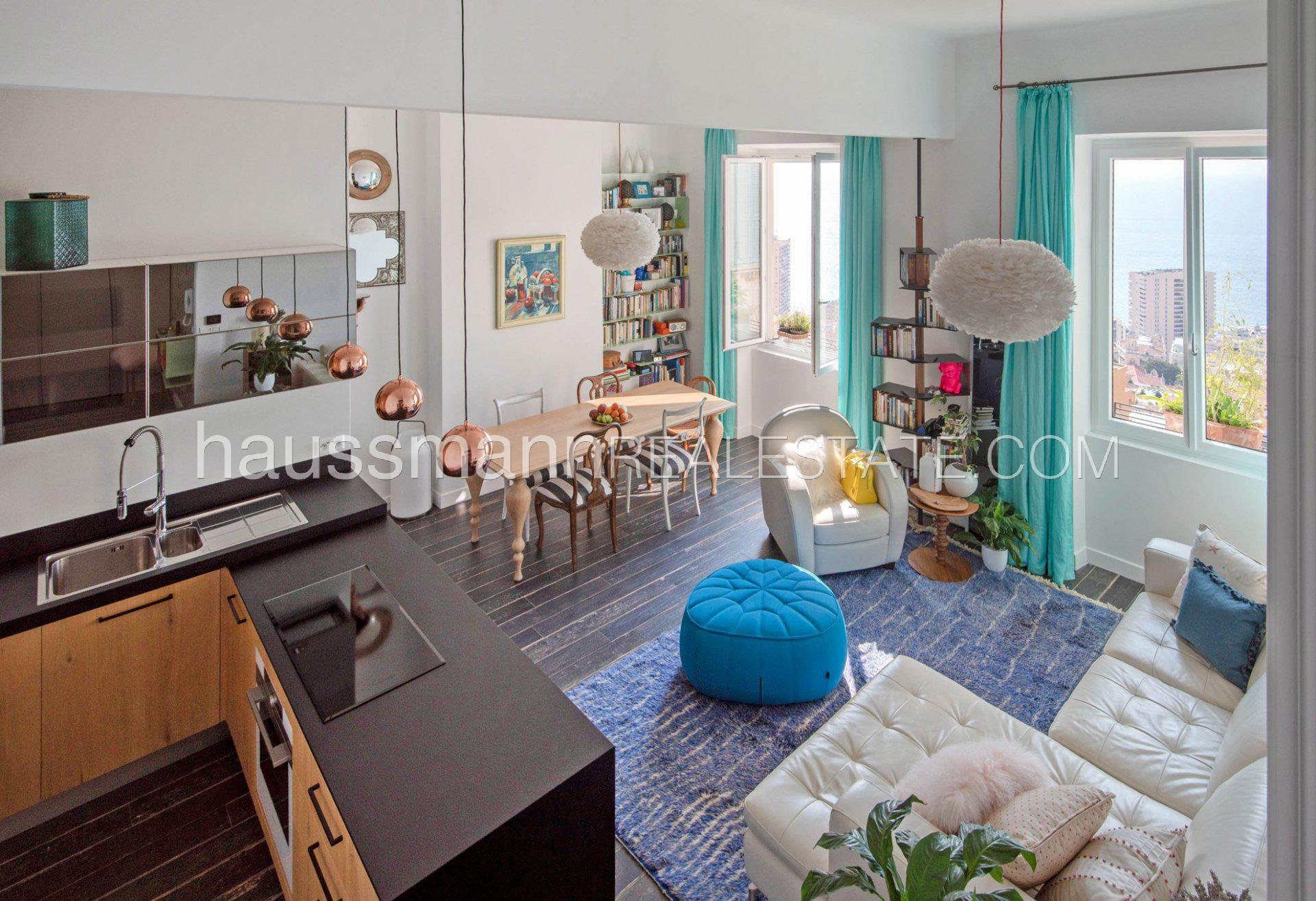 Buying Apartment Beausoleil Iconic Palace - with sea and Monaco views