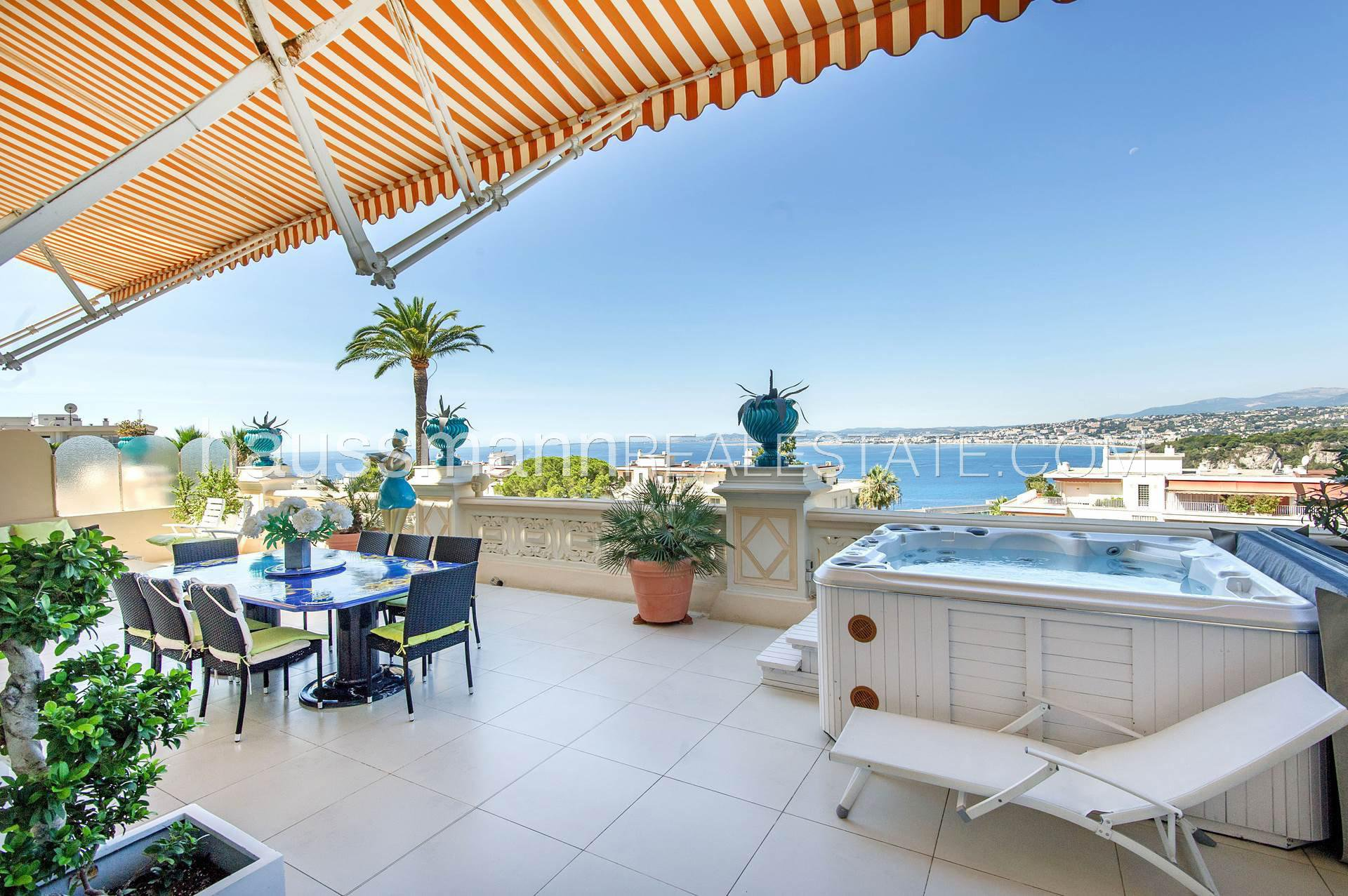 Buying Apartment Nice Luxury Belle Epoque Apartment with Terrace