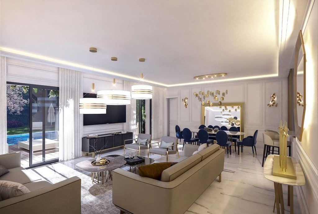 Buying Villa Cap d'Antibes Ideally located for the beaches, in the heart of Cap d'Antibes, a luxurious new development of 8 apartments and one villa.