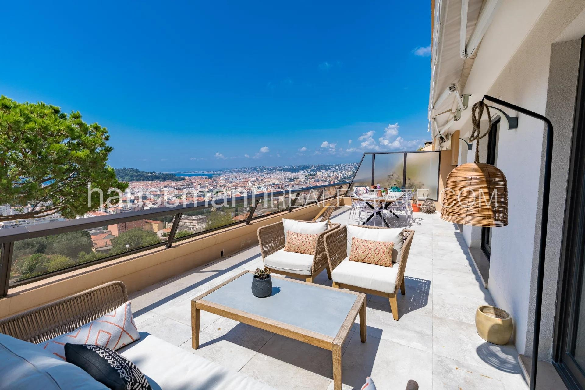Buying Apartment Nice Penthouse sea view, large terrace, beautiful residence