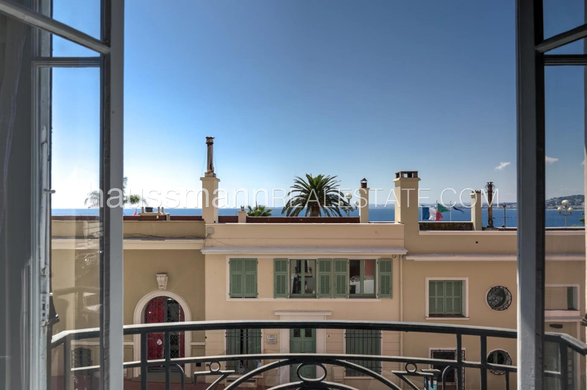 Buying Apartment Nice Ponchettes - Privileged location facing the sea